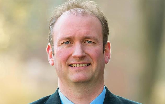 Pfarrer Michael Stache